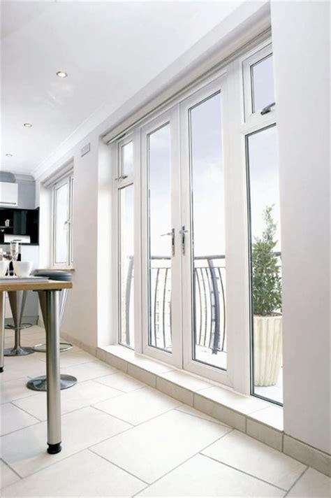 Upvc Doors Energy Efficient Double Glazed Doors Rehau Patio Doors