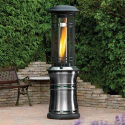 Gas Heater Patio Lifestyle Santorini 11kw Gas Patio Heater Gardener