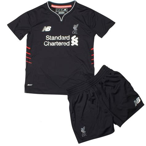 baju bola anak liverpool away 2017 new balance jual jersey liverpool away 2016 17 grade