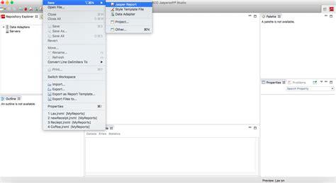 Jasper Report Template Design How To Use Jasper Reports In Javafx 8 Sle Exle