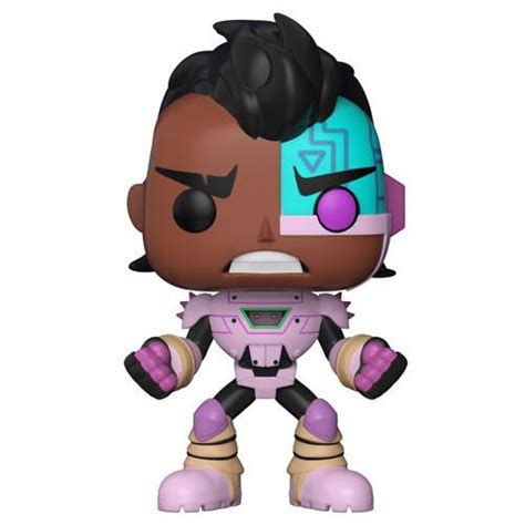 Funko Pop Tv Go Tnbts Beast Boy cyborg go tnbts pop tv vinyl figure
