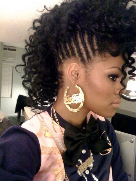 Hairstyles For Black Teenagers by Black Hairstyles For