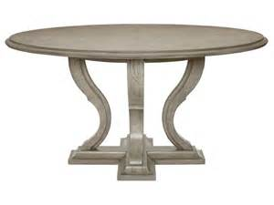 table bernhardt  dining table   at interiors round dining table   bernhardt