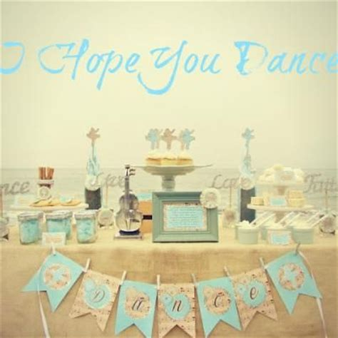 theme junkie framework v 1 0 5 quot i hope you dance quot party birthday themes tip junkie