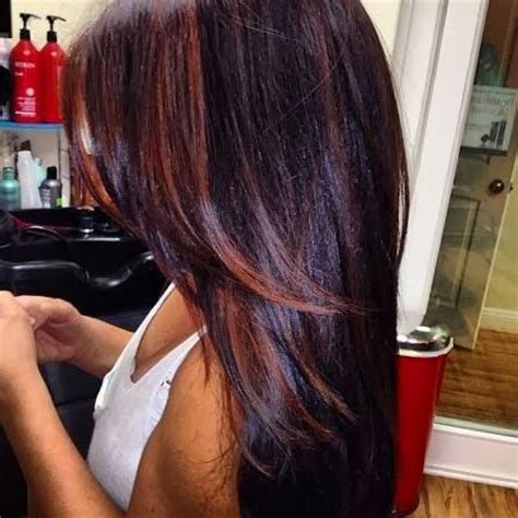 burgundy brown hair color pictures love this color dark burgundy brown hair haircuts