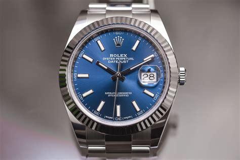 Rolex Steel Datejust on rolex datejust 41 steel ref 126300 ref