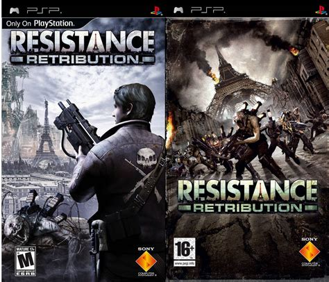 ps3 games free download full version iso psp game resistance retribution full4free
