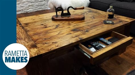 build a coffee table how to build a coffee table diy