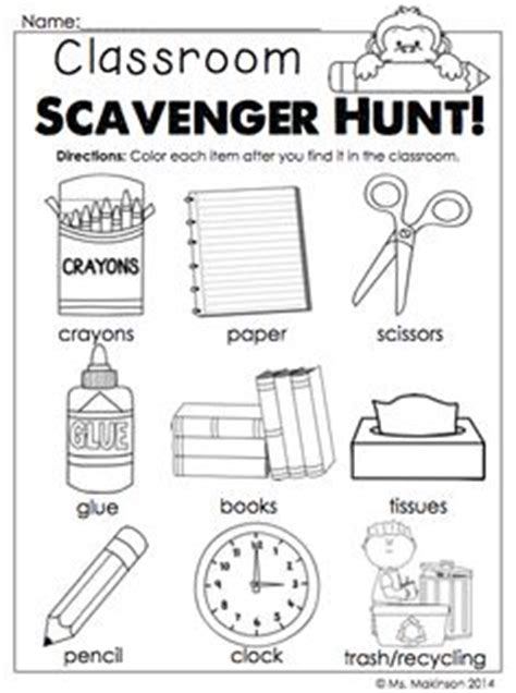 printable open house scavenger hunt free place value ice cream match this is such a fun way