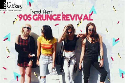Trend Alert Lumberjack Grunge by Trend Alert 90s Grunge Revival Stylecracker