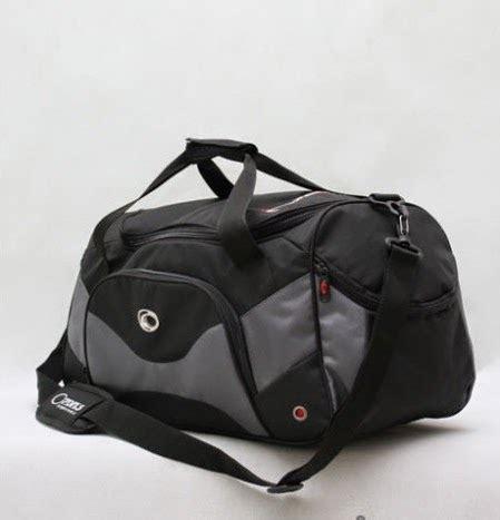 Tas Fitness Stylish tas olahraga anti air dari brand ozone info tas murah