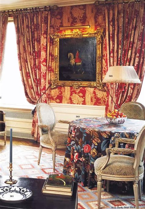 S K Interiors by Houses And Styling I 1040 Fifth Avenue House Of