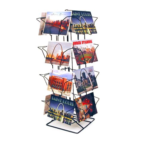 Postcard Display Rack by Postcard Counter Display Rack 4 Quot X6 Quot From American Carnival
