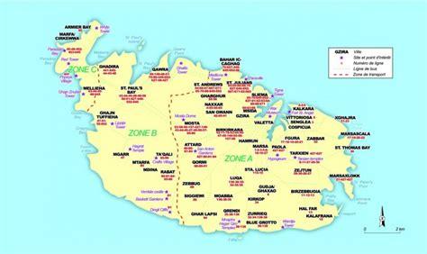 0004490487 carte touristique malta and ile de malte tourisme 187 vacances arts guides voyages