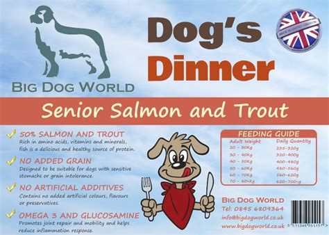 dogs and asparagus dogs dinner senior salmon trout and asparagus 12kg big world