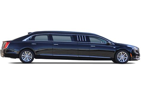 limousine vehicle cadillac xts raised roof 70 quot limousine specialty vehicle