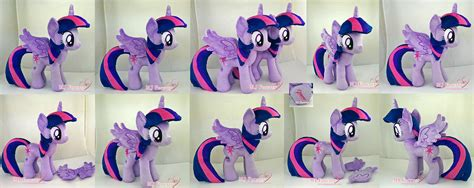 X2 Twilight twilight sparkle plushie x2 one is for sale by