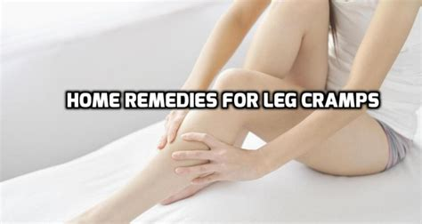 8 easy leg cr remedies treat prevent leg crs