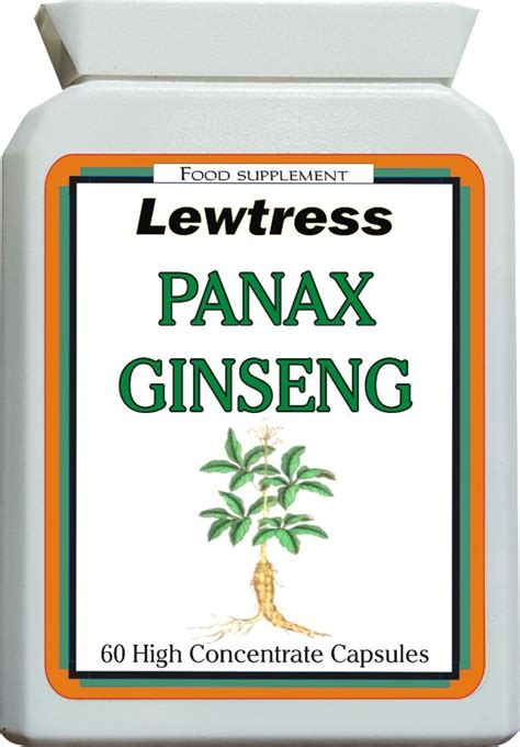 Panax Gingseng Extractum Herbal Untuk Stamina lewtress panax ginseng extract capsules energy endurance find ginseng buy herbal supplements uk