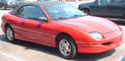 2000 Pontiac Sunfire Mpg by 1999 Pontiac Sunfire Se Coupe 2 2l Manual