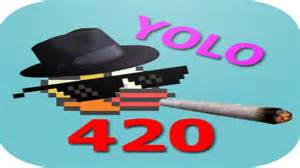Mlg 420 blaze it for pinterest
