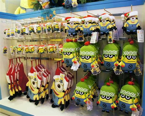 minion decorations what to buy at minion mart in universal studios singapore 174