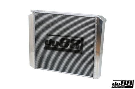 volvo    manual   radiator