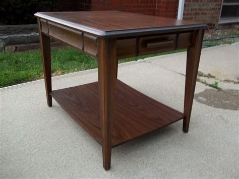 Mersman Table by Mersman Mid Century Single End Side Table 60 Gatyo