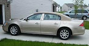 Buick Lucerne Accessories Aftermarket Accessories