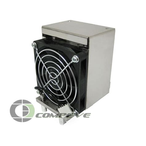 heat sink pc hp xw8400 xw6400 computer heat sink with fan 398293 001