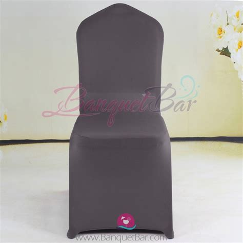 gray banquet chair covers spandex cocktail table covers stretch chair covers for