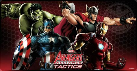 imagenes en 3d marvel marvel beefs up avengers alliance with 3d tactical