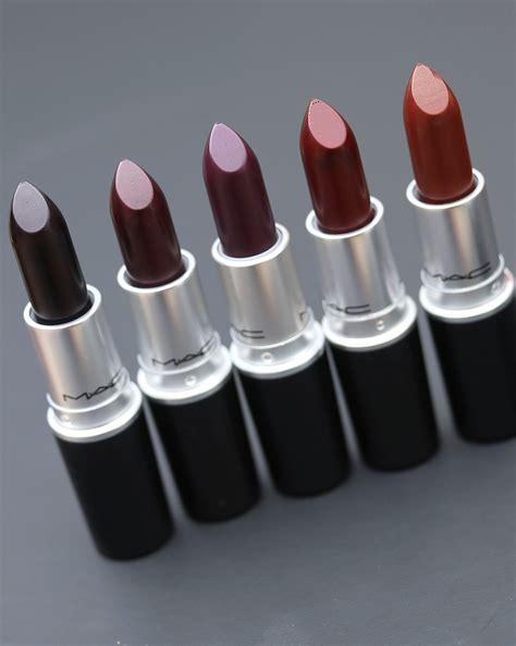 mac matte introducing the mac velvet matte lipstick collection