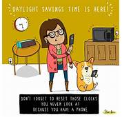 Daylight Savings Time Pickup Lines For Telling The In