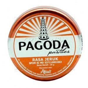 Hexos Barley Mint 5 S jual beli pagoda permen mint 20g k24klik