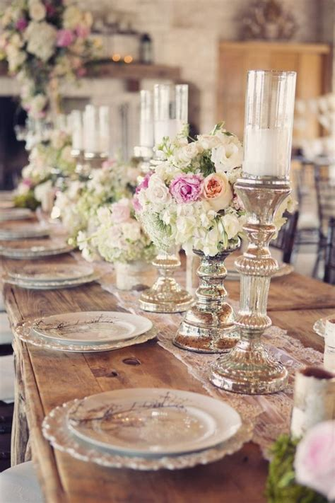 beautiful table settings top 35 summer wedding table d 233 cor ideas to impress your guests