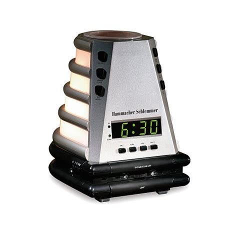 peaceful progression aromatherapy and nature sounds up alarm clock