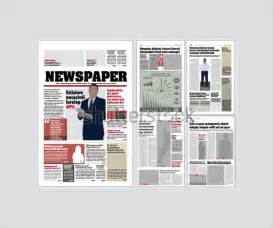 Newspaper Template Word Free by Newspaper Template 16 Free Word Pdf Documents