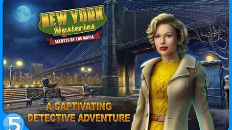 the dating game the new york review of video games new york mysteries secrets of the mafia collector s