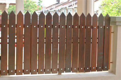 pagar kayu sintetis  hemat rooangcom