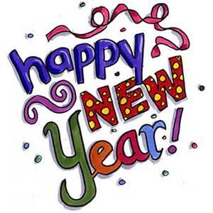 colorful happy new year emoticon symbols emoticons