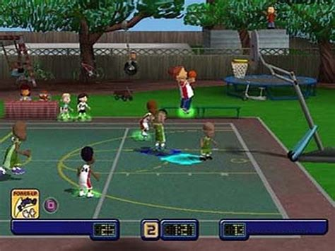 Backyard Basketball Free by Backyard Basketball Usa Iso