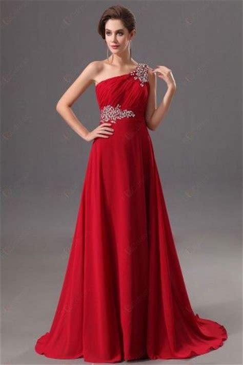 vestidos de gala color rojo