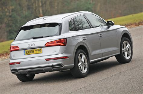 Audi X5 by Audi Q5 Review 2017 Autocar