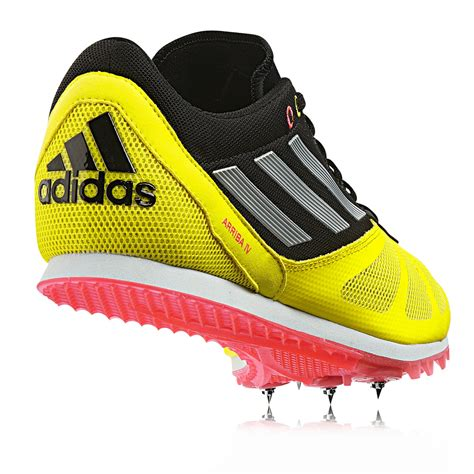 athletic spikes shoes adidas arriba 4 running spikes 40 sportsshoes