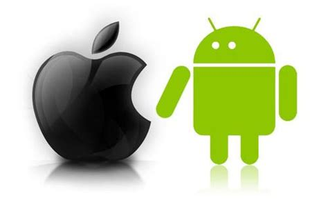 android versus iphone android vs iphone cio