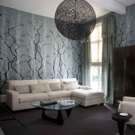 decorar salas  papel tapiz