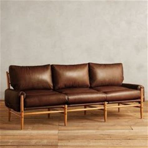 anthropologie leather couch best anthropologie sofa products on wanelo