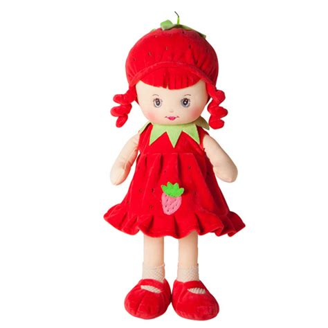 Exported Boneka Kancil Rusa Doll 1 stuffed fruit dolls lovely stuffed baby doll