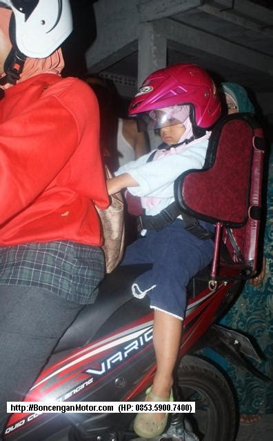 Jual Kursi Anak Untuk Motor jual boncengan motor anak promo oktober 2013 garansi 4